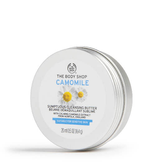 Bodyshop coupon: Camomile Sumptuous Cleansing Butter 20ML