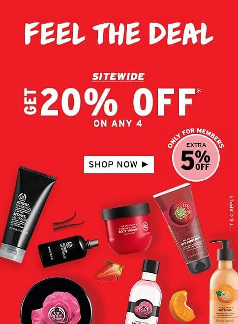 65036e67 The Body Shop® India: 100% Cruelty-Free Skincare & Beauty Products