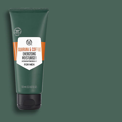 guarana &coffee energising moisturiser