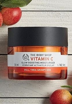 The Body Shop moisturisers for Face