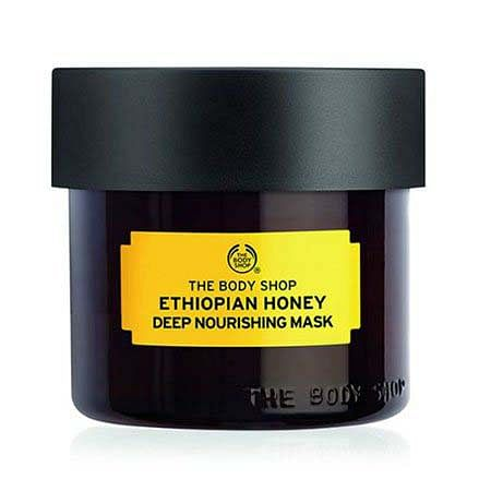 ethiopion honey deep hourishing mask