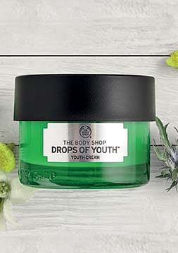 Anti Ageing Face Care Products By Body Shop