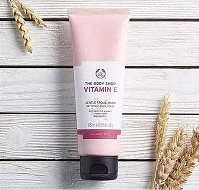 Vitamin E Face Wash
