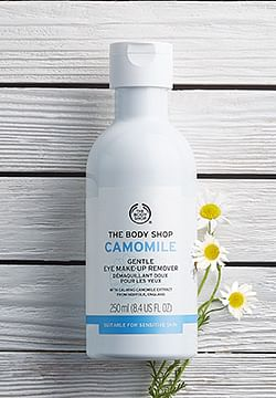 Eye Care Products from The Body Shop