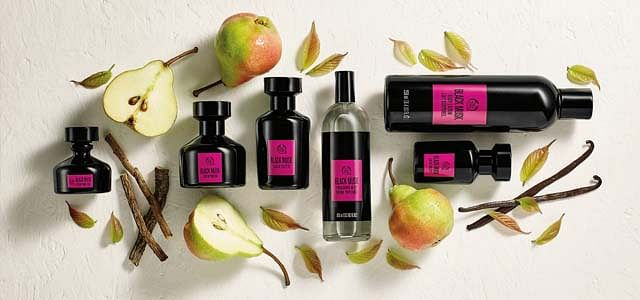 Black Musk Fragrance Range
