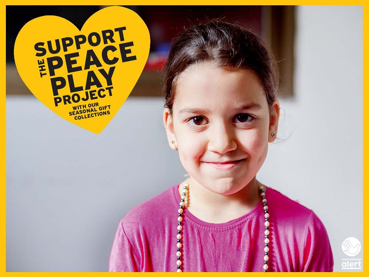 Peace Play Project on Christmas